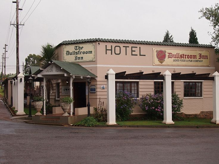The original Dullstroom Inn. Love these old hotels for some reason, love the character. Dullstroom, Mpumalanga