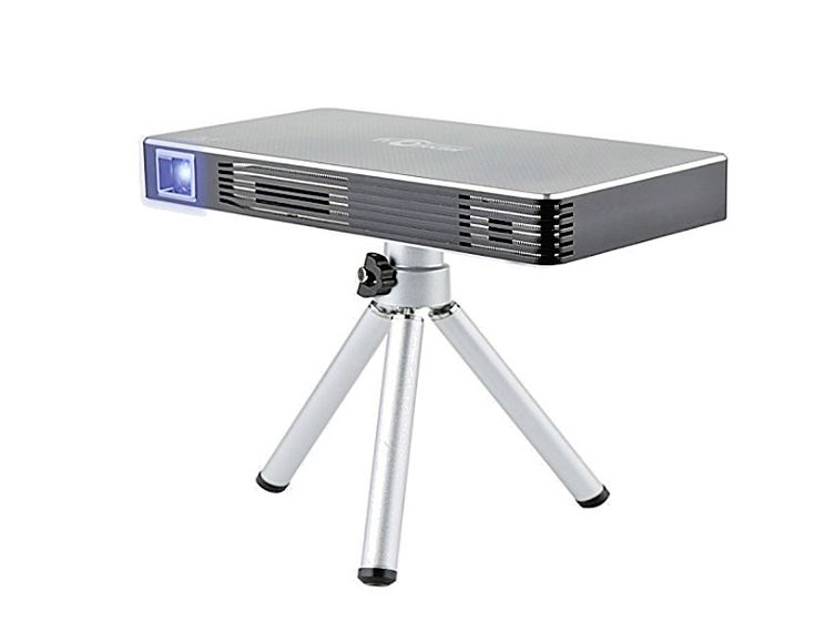 Homeerr Portable Digital Light Processing/ Video Projector With Tripod Included #HOMEERR
