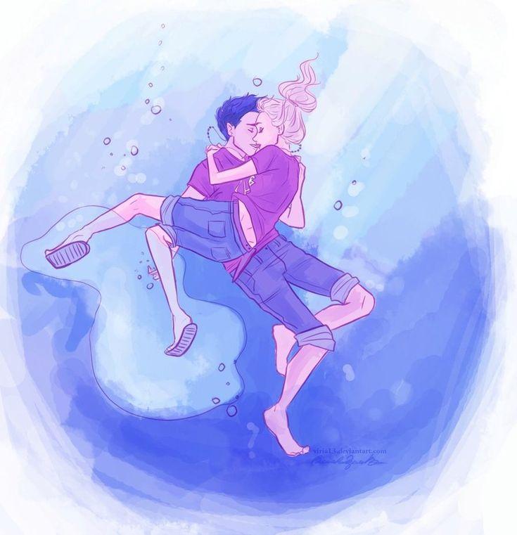 the best underwater kiss ever by *viria13 on deviantART