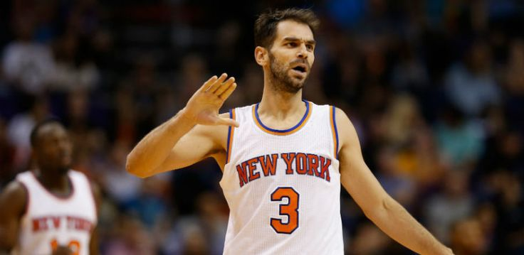 NBA Trade Rumors: Chicago Bulls Sending Jose Calderon To Los Angeles Lakers