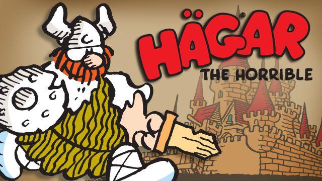 Ainda sou do tempo: ... do Hagar, o Terrível