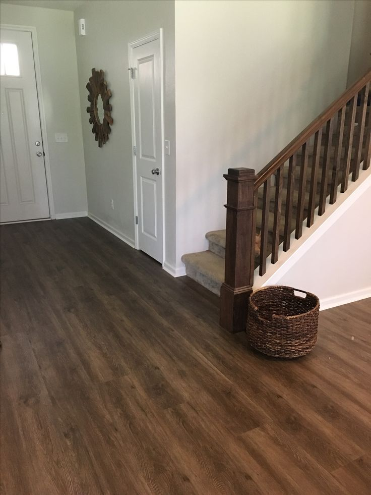 Muir Oak Coretec Luxury Vinyl Plank Flooring House