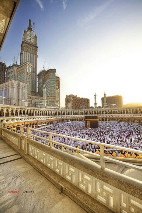 Mekkah - The first before any other cities