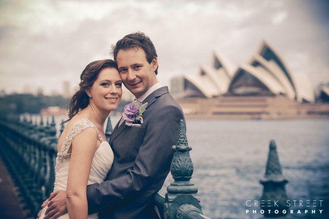 Marrying my man. #Wedding #Kirribilli #Smile @CreekStreetPhotography