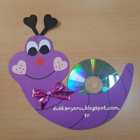23 Best Cd Animals Craft Idea For Kids Images On Pinterest