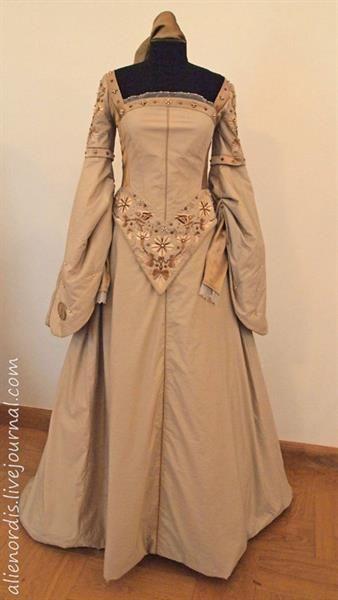 Польский костюм начала xvi века