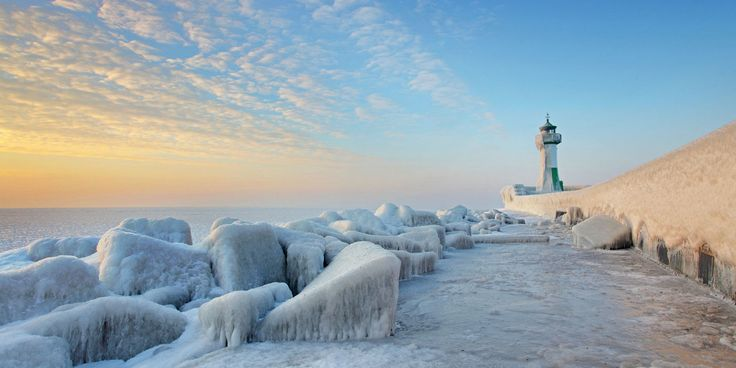 Why It's Worth Visiting The Baltic Coast–In the Dead of Winter