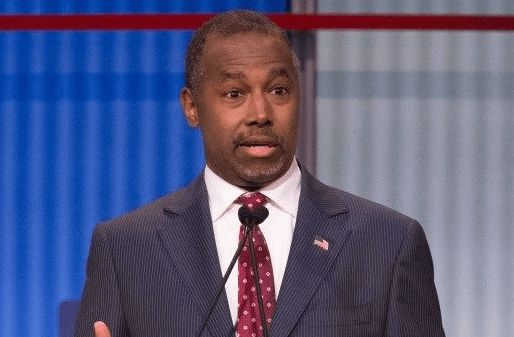 Ben Carson's Biggest Moment of the Third Debate Came During His Biggest Lie of the Evening
