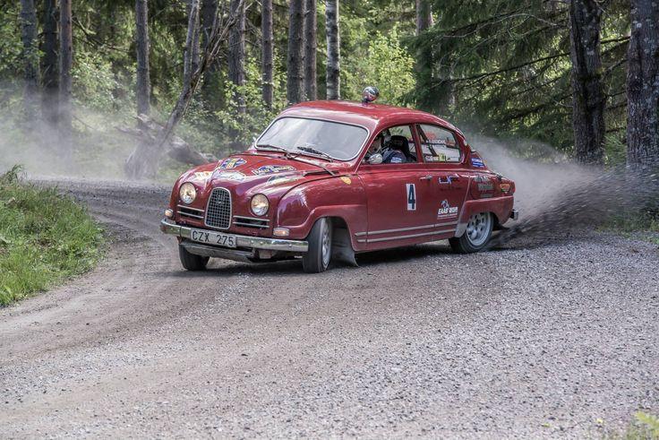 voiture rally