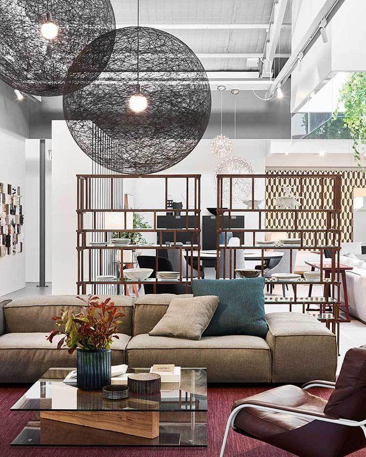 Random Light by Bertjan Pot via Moooi | www.moooi.com | #interiordesign #interior #design #livingroom #lighting