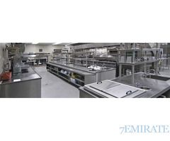 Find out the Restaurant Kitchen Equipment Suppliers Dubai