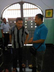 Terlibat Penipuan Rp 45 Juta Baru Bebas dari Lapas Ditangkap Polisi Tribratanews Polda Jatim