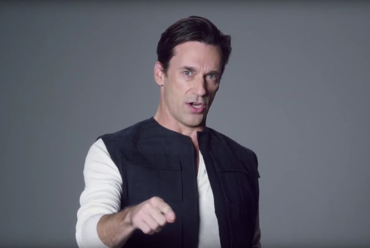 """SNL shows what happened when Jon Hamm and Emma Stone auditioned for The Force Awakens The Force Awakens is less than a month away and the deluge of everything Star Wars is unavoidable. But Saturday Night Live took the whole affair in a fun (if predictable) direction with its """"exclusive footage"""" of the auditions for the film.  The skit sees a number of celebrities real and fake take turns in front of the camera. The impersonators include """"David Beckham"""" punting BB-8 and """"Danny DeVito"""" giving…"""