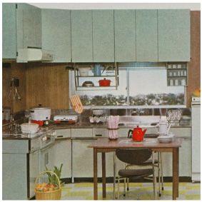 昭和40~50 年頃のキッチン