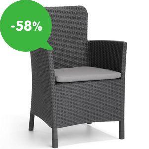 Výpredaj: Umelý ratanový nábytok so zľavou až 58%
