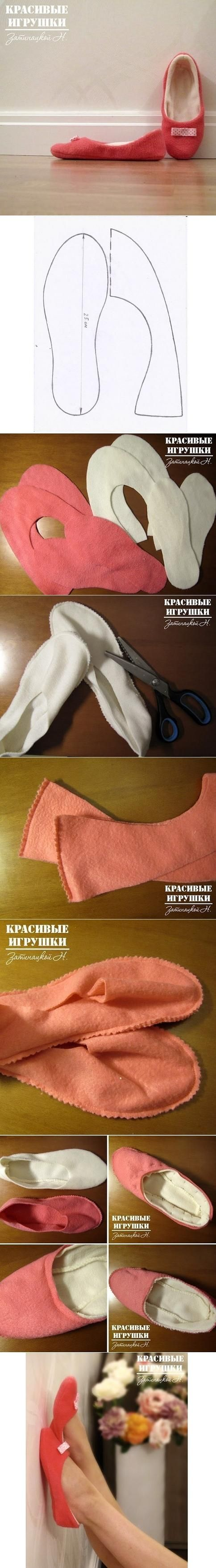 Sapato de tecido- PAP