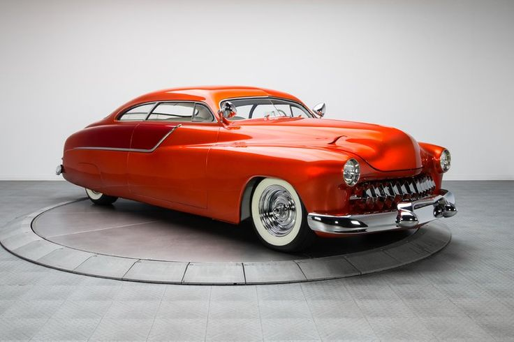 1950 mercury coupe for sale | 1950 Mercury Coupe For Sale Classic Car Ad From Co…