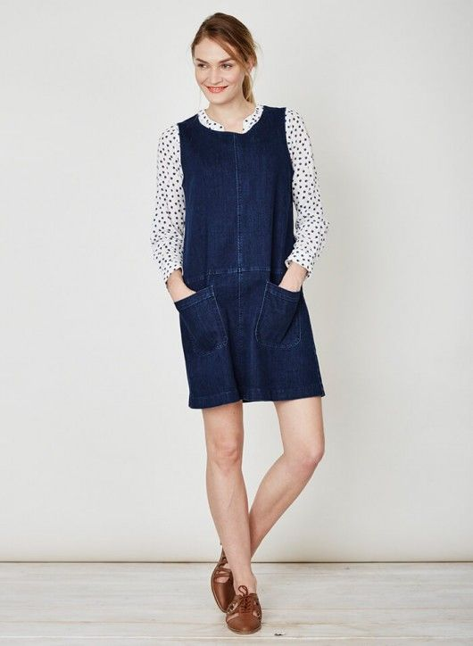 Afreda Pinafore Dress