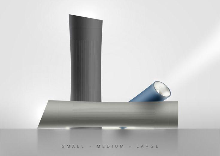 Porche Design Contest: Andy Kikta's flashlight