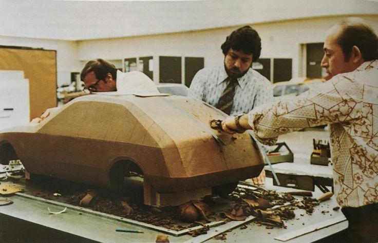 GE and Chrysler collaborated on this electric car project for the US Dept of Energy (1978)