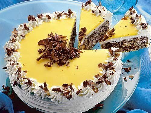 Eierlikör-Schoko-Torte | Yummy stuff - Not SC | Pinterest ...