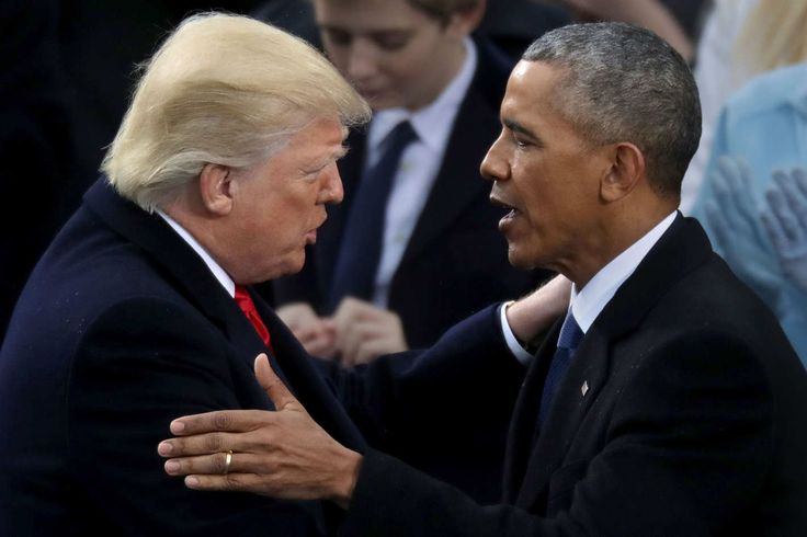 Trump Hasn't Destroyed Obama's Legacy. He's Revealed How Impressive It Was.---A year later, Obama's achievements are largely secure, and Trump has shown how weak the case against him was.