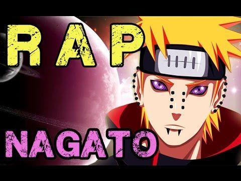RAP DE NAGATO/PAIN | 2016 NARUTO | Doblecero Feat Piyoasdf & Aki chan - YouTube