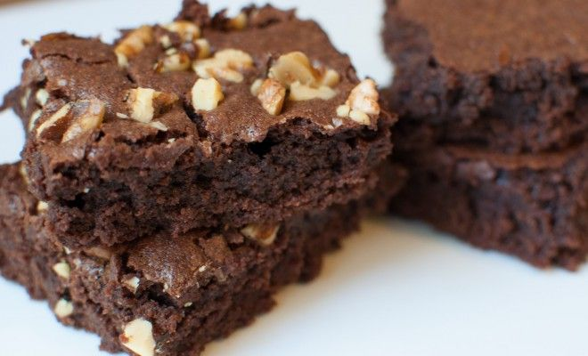 Low Carb Brownies – Sweathearts