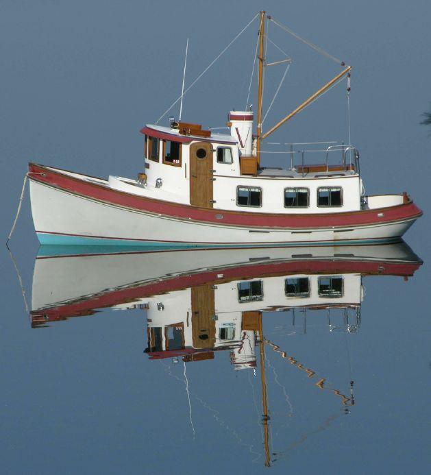 611 best Trawlers & Motorsailers images on Pinterest