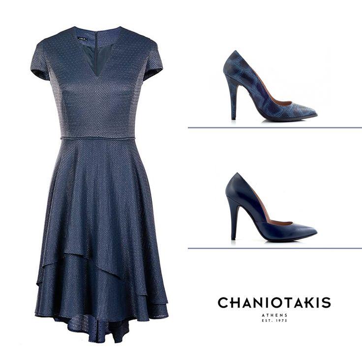 Cocktail dress από την εταιρία LOLA. Στο κατάστημα στο Μαρούσι λειτουργεί Chaniotakis Corner με ολόκληρη τη συλλογή Φθινόπωρο-Χειμώνας 15-16. http://tinyurl.com/oy4usv3 http://tinyurl.com/noex543  #lola_fashion #corner #shoes_department #chaniotakis