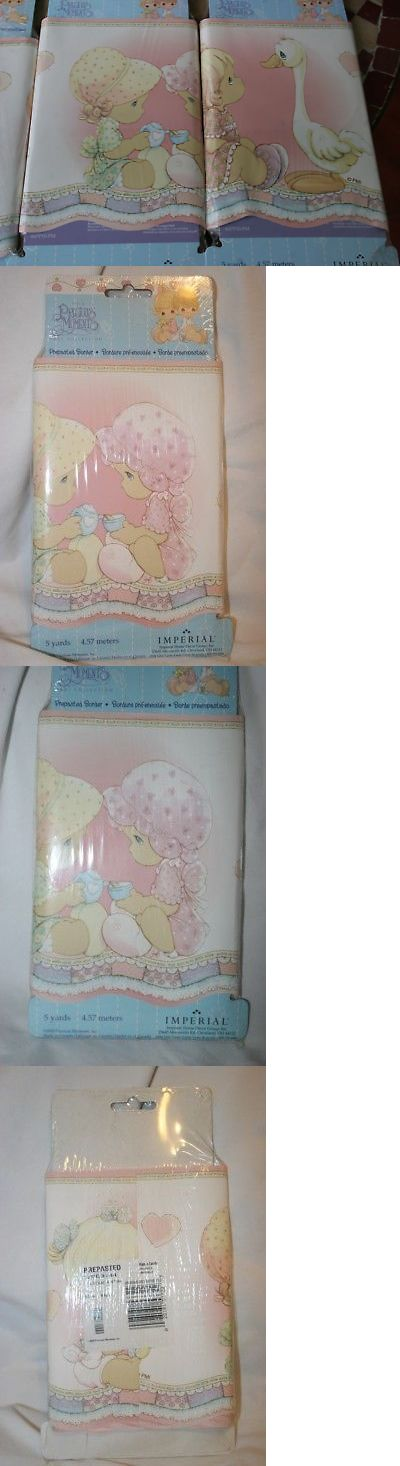 Baby Nursery: Precious Moments Wall Border Prepasted Baby Nursery Rm -> BUY IT NOW ONLY: $35.9 on eBay!