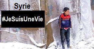 JeSuisUneVie Syrie