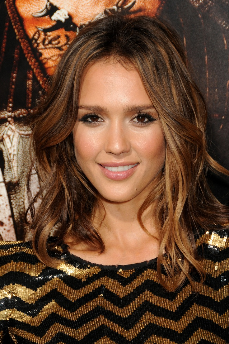 68 best hair ideas images on pinterest board braids and colors come to front street hair studio to get some highlights in your hair like jessica alba pmusecretfo Image collections
