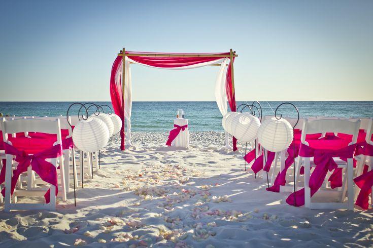 Beach House Wedding Fl Real Panama City Beach Wedding
