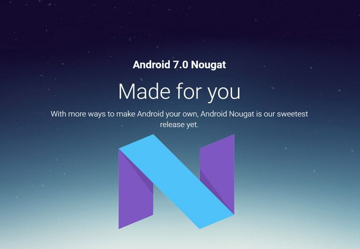 Here is a very simple easy and safe way to Manually Install Android 7 Nougat On…
