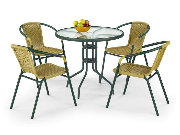 Stół ogrodowy Grand 80