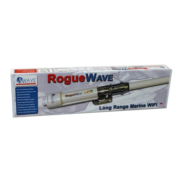 Wave WiFi Rogue Wave Ethernet Converter-Bridge [ROGUE WAVE]