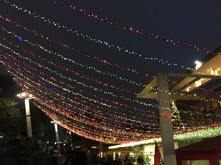 #london #christmas #southbank #nov2016