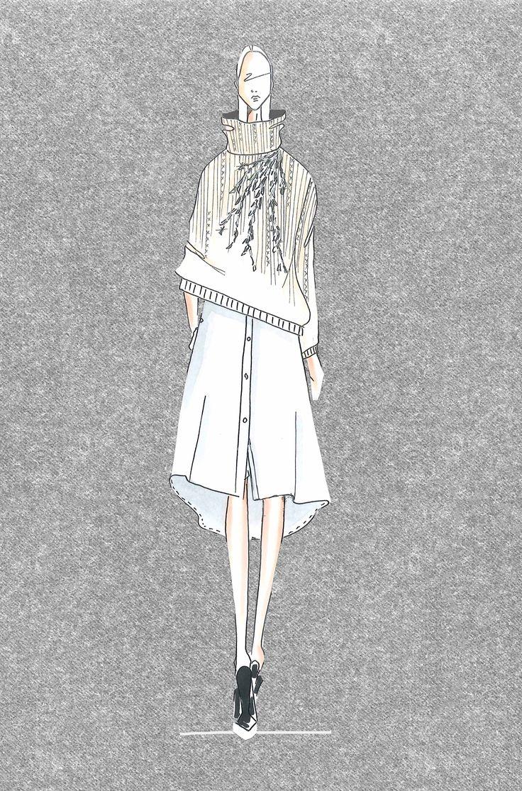 """Winter as an accessory.""   - ELLE.com"