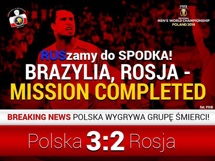 Statystyki po meczu Polska – Rosja | Siatkówka w Obiektywie