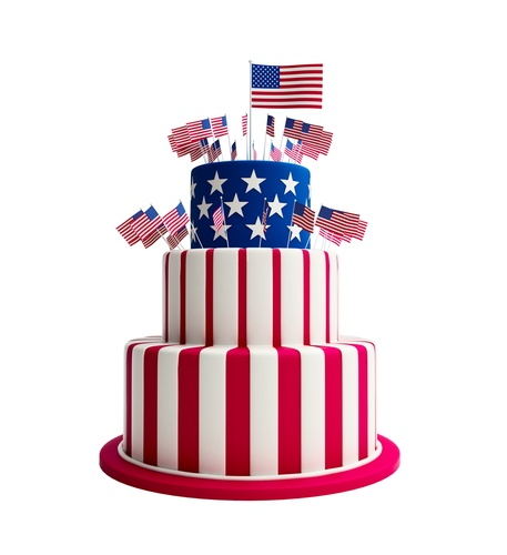 Cake Decorating Equipment Usa : 1000+ images about Patriotic Cake Decorating Ideas on ...