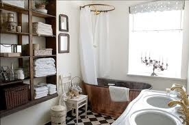 Another way to 'deal' with black and white tile.