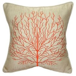 beach style fireplace accessories by Pillow Decor Ltd.