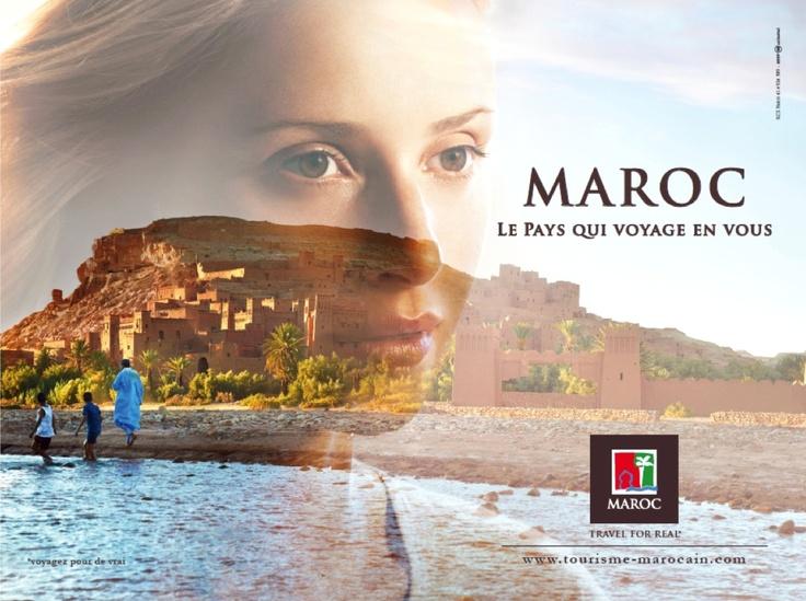 Maroc - Le pays qui voyage en vous