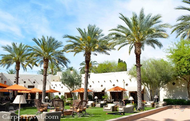 Activities at The Wigwam Resort focus on family and friends being together. Click through for the full review of The Wigwam Resort in Phoenix AZ.