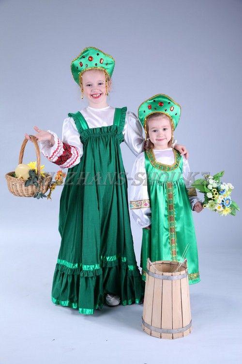 483.-детский-национальный-костюм-сарафаны-русские.jpg (500×750)