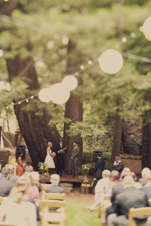 This is exactly how I picture my wedding.
