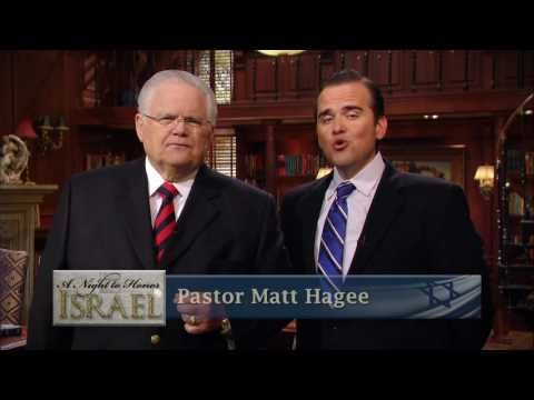 """21 Israeli Charities Gifted With Over $2 Million From John Hagee Ministries at """"Night to Honor Israel"""" [WATCH] - Breaking Israel News 