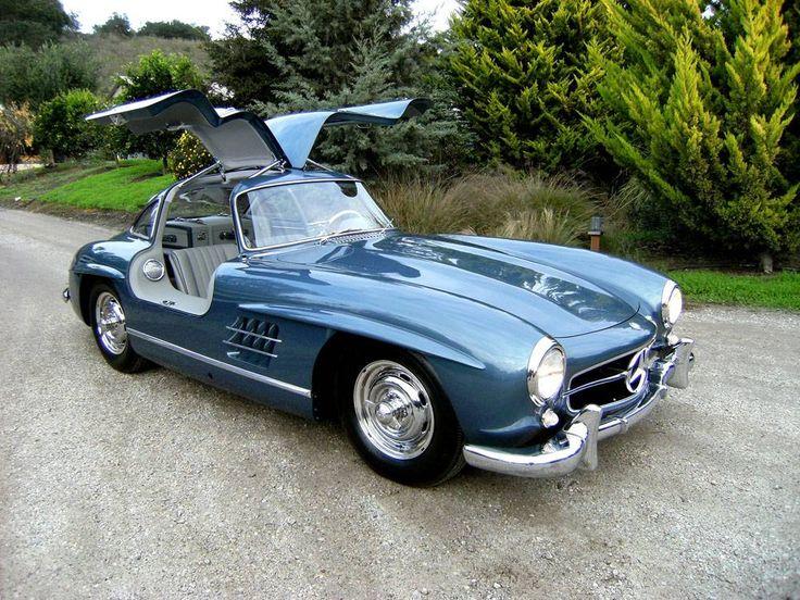 1955+Mercedes-Benz+300SL+Gullwing