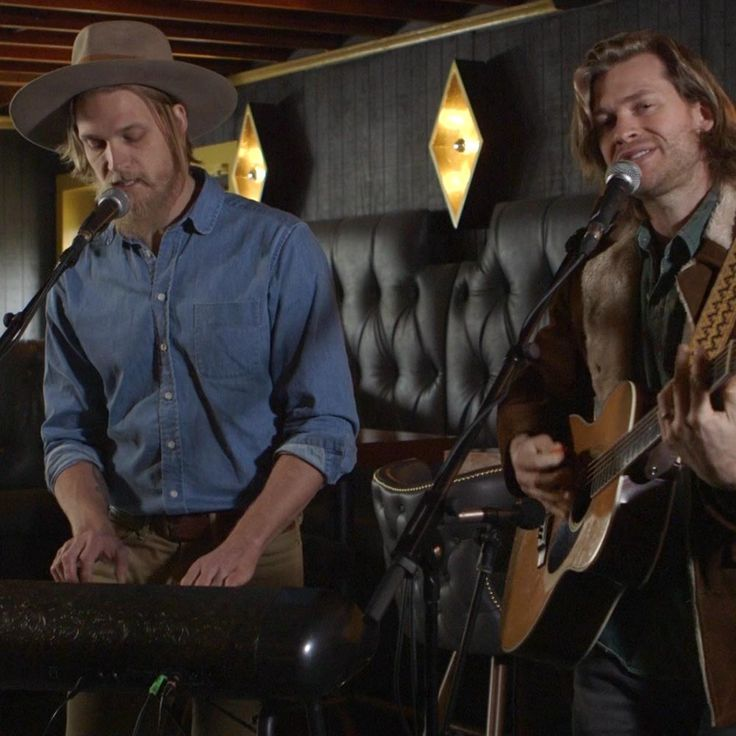 """Watch Jamestown Revival perform """"California (Cast Iron Soul)"""" during their Biscuits & Jam session at Stay Gold in Austin, Texas."""